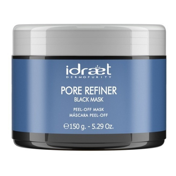 Mascarilla Negra  Peel Off De Carbon Pore Black Mask Idraet