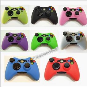 Capa De Silicone Controle Xbox 360 Lavável