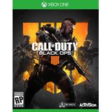 Call Of Duty : Black Ops 4 Código Xbox One Preventa.