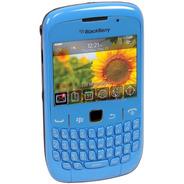Celular Blackberry Modelo 8520 Azul Pim Activo Ultimos E/g