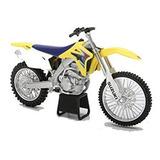 Coleccionable Nuevo Ray 1/ De Suzuki Rm-z450 Super Motocros