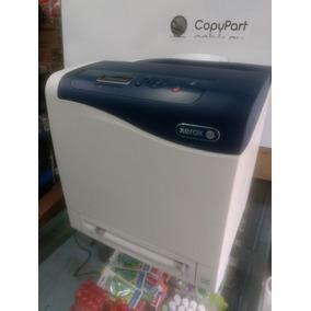 Impresora A Color Xerox Phaser 6500 Seminueva