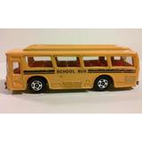 Tomica Original Autobús Escolar Escala 1/147 Coleccionable!