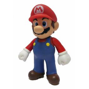 Super Mario Bross 21cm Muñeco Juguete Niños Colección Juego