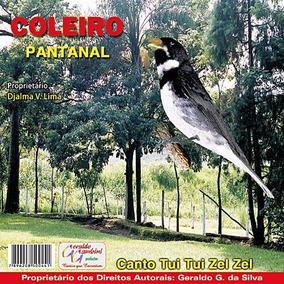 Cd Pantanal Coleiro Coleirinho Canto Tui Tui Zel Zel