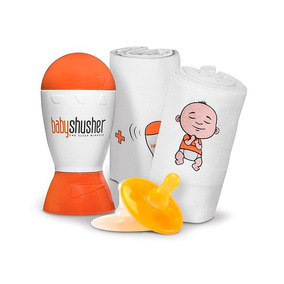 Pack Calmante Sonoro Para Bebés Baby Shusher