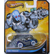Hotwheels Mr. Freeze Dc Universe 1:64 Mattel Batman