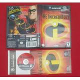 Tne Incredibles - Los Increibles / Gamecube & Wii