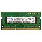 Memoria Samsung Sodimm Ddr3 2gb Pc3-12800 1600mhz Cl11