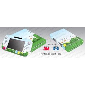 Skin Nintendo Wii U Adesivo Super Mario
