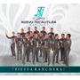 Cd Fiesta Ranchera Mariachi Nuevo Tecalitlán