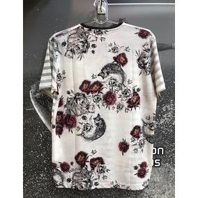 Camiseta Mcd Flower Fish
