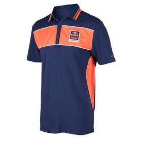 Chomba Tipo Polo Ktm Red Bull Factory Original Solomototeam