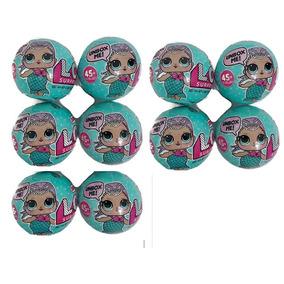 Lote Com 10 Bonecas Lol Surprise Serie1 Original Importada