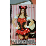Disfraz Minnie Mouse Pasionel.anyyyani Sexshop