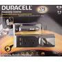 Inversor 175 Watt Duracell Powerstrip 2 Puertos Usb Carro