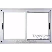 Ventanas aluminio anodizado doble vidrio aberturas for Ventanas de aluminio doble vidrio argentina
