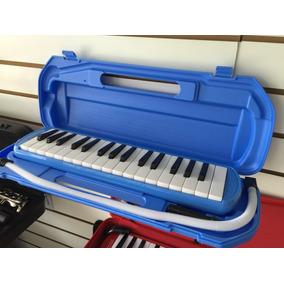 Melódica Piánica Melodión Organola Jendrix Azul