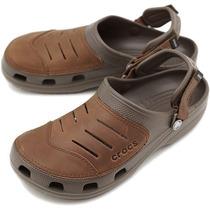 Sandalias Cholas Suecos Crocs Yukon Clasicas Tallas 40 A 45
