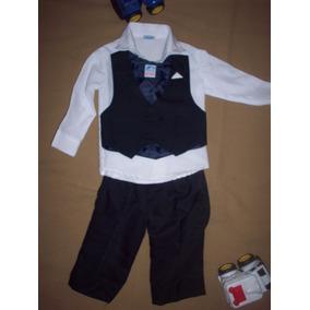 Conjunto De Vestir Niño Talla 0 (para 1 Año A 1 1/2 Años)