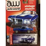Auto World Pontiac Firebird Trans Am 1969 1/64