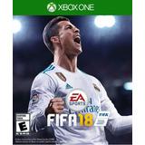 Fifa 18 - Xbox One - Código