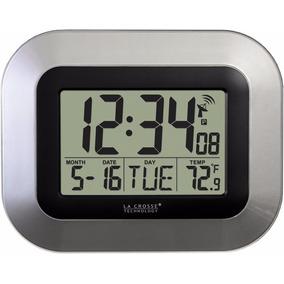 Reloj De Pared Digital Con Termometro Envio Gratis