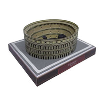 Maquete De Papel 3d - Coliseu - Roma Itália