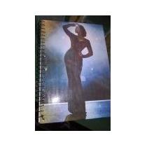 Caderno 1 Materia Com Adesivos Demi Lovato 476353
