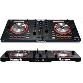 Mesa Controladora Mixtrack Pro 3 Numark + Software Serato Dj