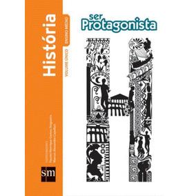 Ser Protagonista - História - Ensino Médio - Vol. Único