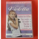 Dvd Karaoke Violetta