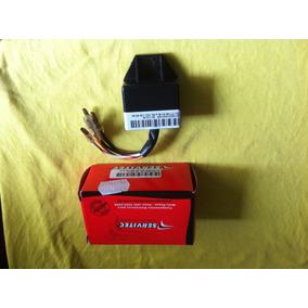 Cdi + Retificador Voltagem 6 Volts P\ Yamaha Rdz-125-135 !!