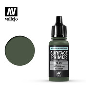 Tinta Surface Primer 70612 Nato Green Otan Vallejo