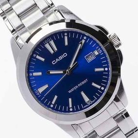 Reloj Casio Dama Metal Ltp-1215a-2a2 Nuevo/original