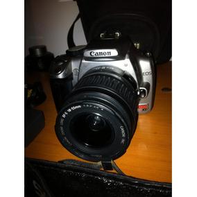 Camara Canon Rebel Xt Profesional Negociable