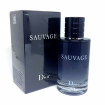Sauvage Edt 100ml Masculino - Dior Lacrado E Original