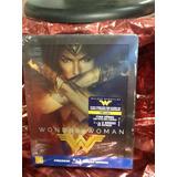 Blu-ray Mulher-maravilha Steelbook Edição Especial