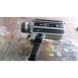 Filmadora Antiga Yashica Super 40k Super 8 Coleção Raridade