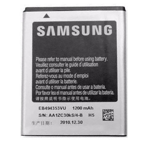 Bateria Pila Galaxy Pocket Neo Samsung S5310l Alta Calidad