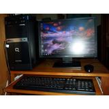 Compaq Amd X2 2gb Ram. Monitor Acer 19