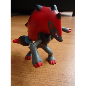 Figura De Zoroark De Pokemon Coleccion Mc Donalds 2011 10 Cm