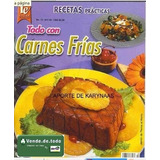 Libro Recetas De Cocina Carnes Fria Pasapalos Antojitos