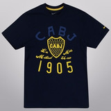 Remera Nikeoriginal Boca Juniors Core Plus
