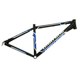 Quadro Bicicleta 29x18 High One Alum 6061 Optimus Preto Azul