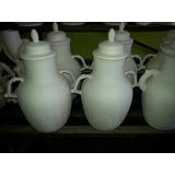 Bizcochos Ceramica Anforas Elefantes Santeria