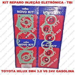 Kit Reparo Injeção Eletronica Tbi Hilux Sw4 3.0 V6 24v Gas