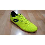 Zapatillas Lotto Para Futbol Lisas (futsal) - New