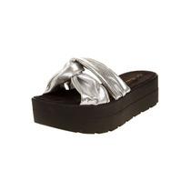 Zapatos Sandalias Las Medusas Plateadas Nro 39