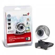 Camara Web Genius Facecam 310 Microfono Incorporado 8 Mp